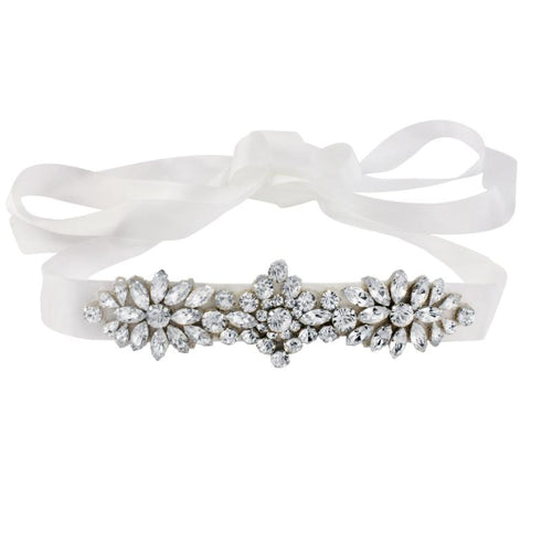 Starlet Bridal Sash Belt