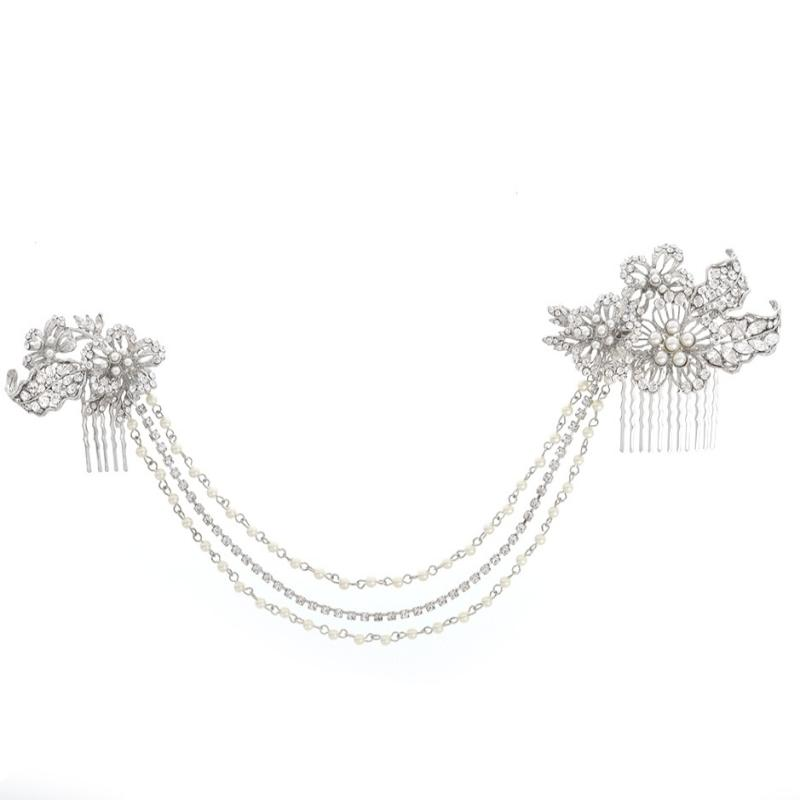 Starlet Luxe Bridal Headpiece