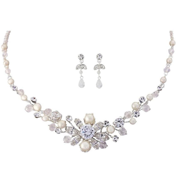 Timeless Elegance Necklace & Earrings Set