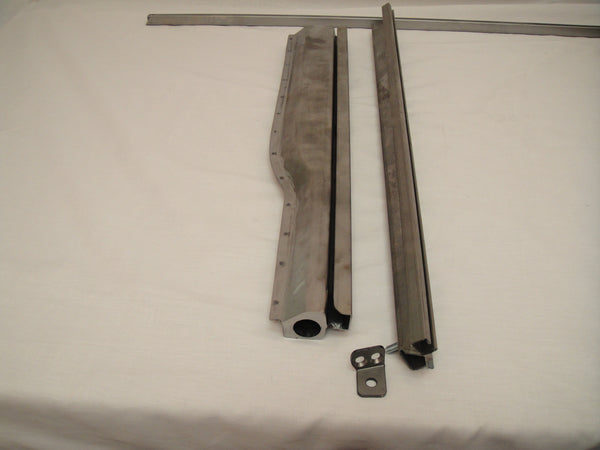 Soft top bow kit without tubes