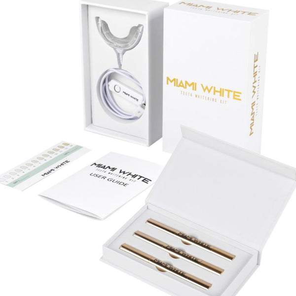 Smart Powered Teeth Whitening Advanced Kit