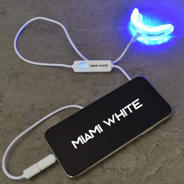 Smart Powered Teeth Whitening Kit