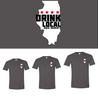 Drink Local SS T Shirt