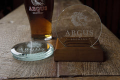 Argus Glass Coasters 25% OFF