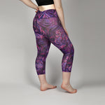 TR303 Women's TriDri® Performance Jungle Leggings ¾ Length