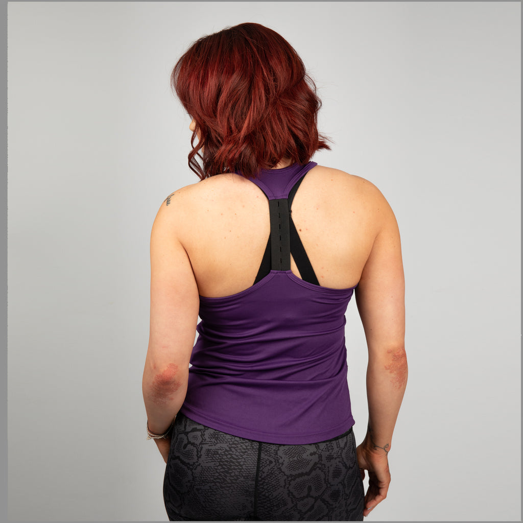 TR027 Women's TriDri® Performance Strap Back Vest - 3 for £30