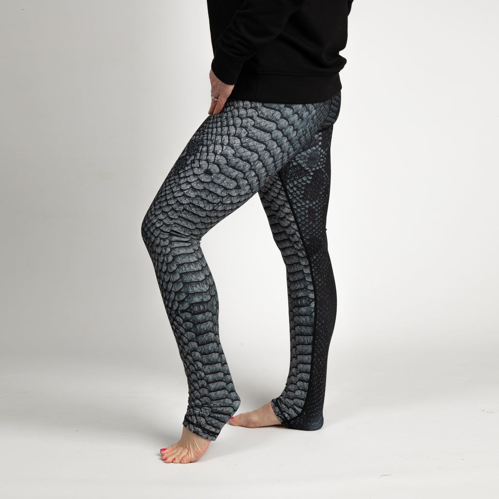 Shiva Shakti - Yoga Leggings - Higher Waisted