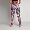 Kali - Higher Waisted Yoga Leggings - Full Length