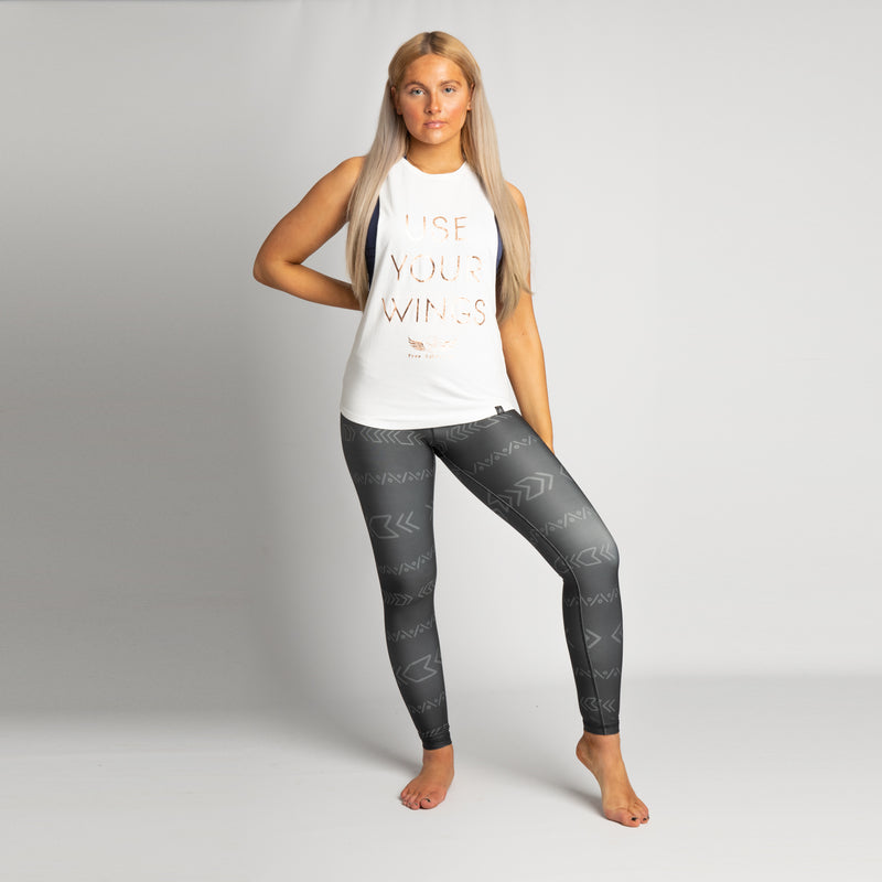 Use Your Wings Yoga Tank