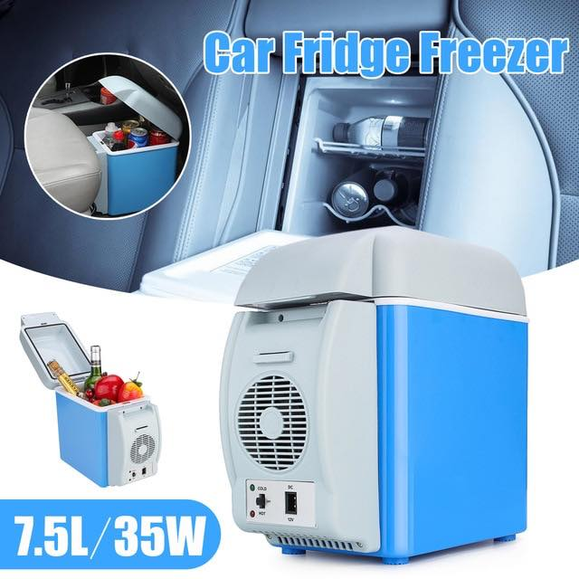 Image result for car refrigerator