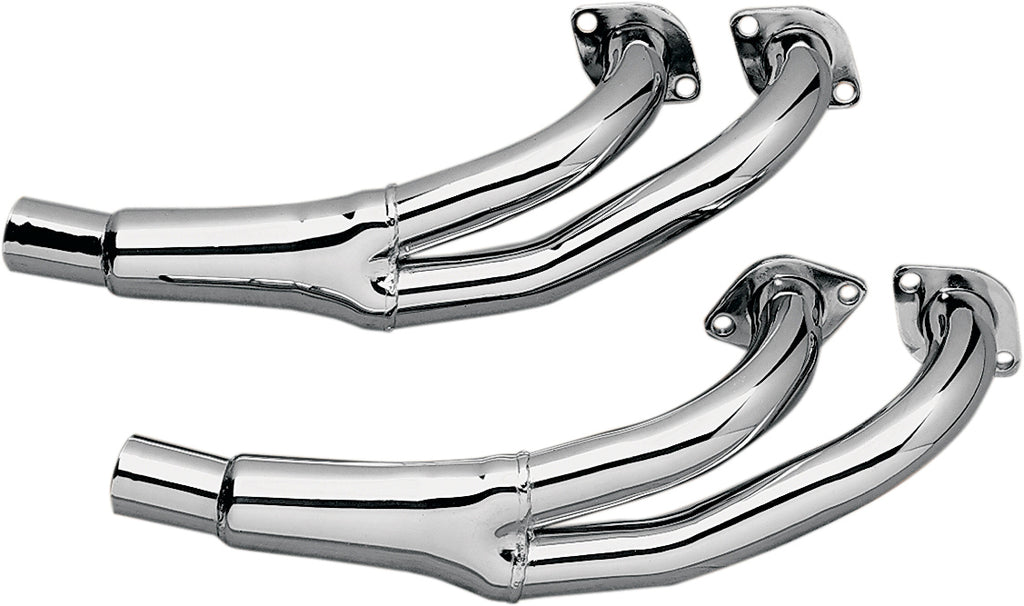 MAC Replacement Chrome Headpipes Set/2 - Goldwingparts.com