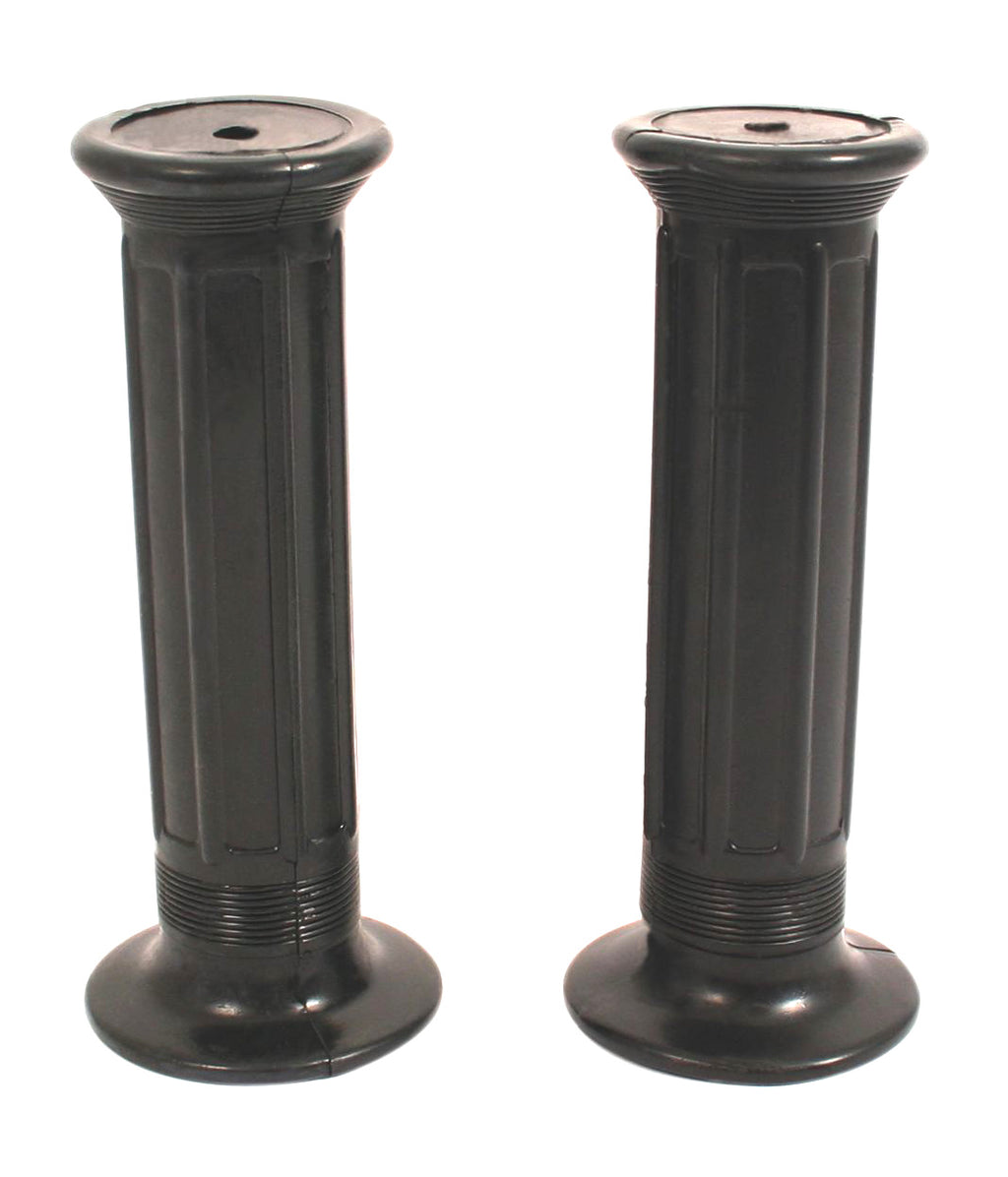 "Ribbed Rubber Style 7/8"" Grip Set - Goldwingparts.com"