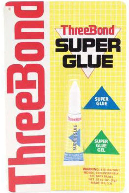 Three Bond Super Glue - Goldwingparts.com