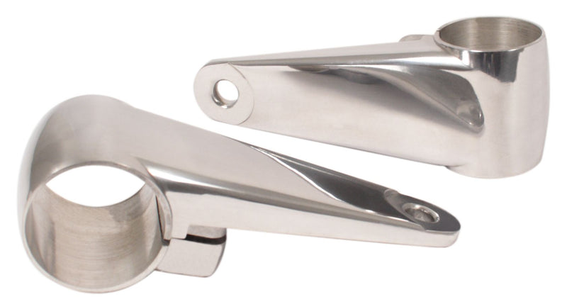 Aluminum Custom Headlight Brackets 41mm - Goldwingparts.com