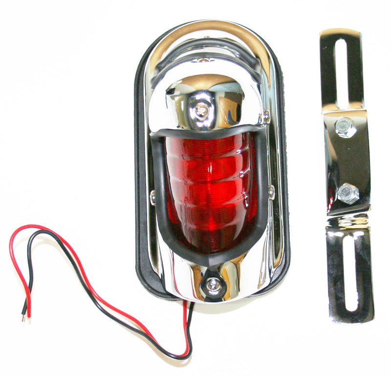 Beehive Chrome Taillight - Goldwingparts.com