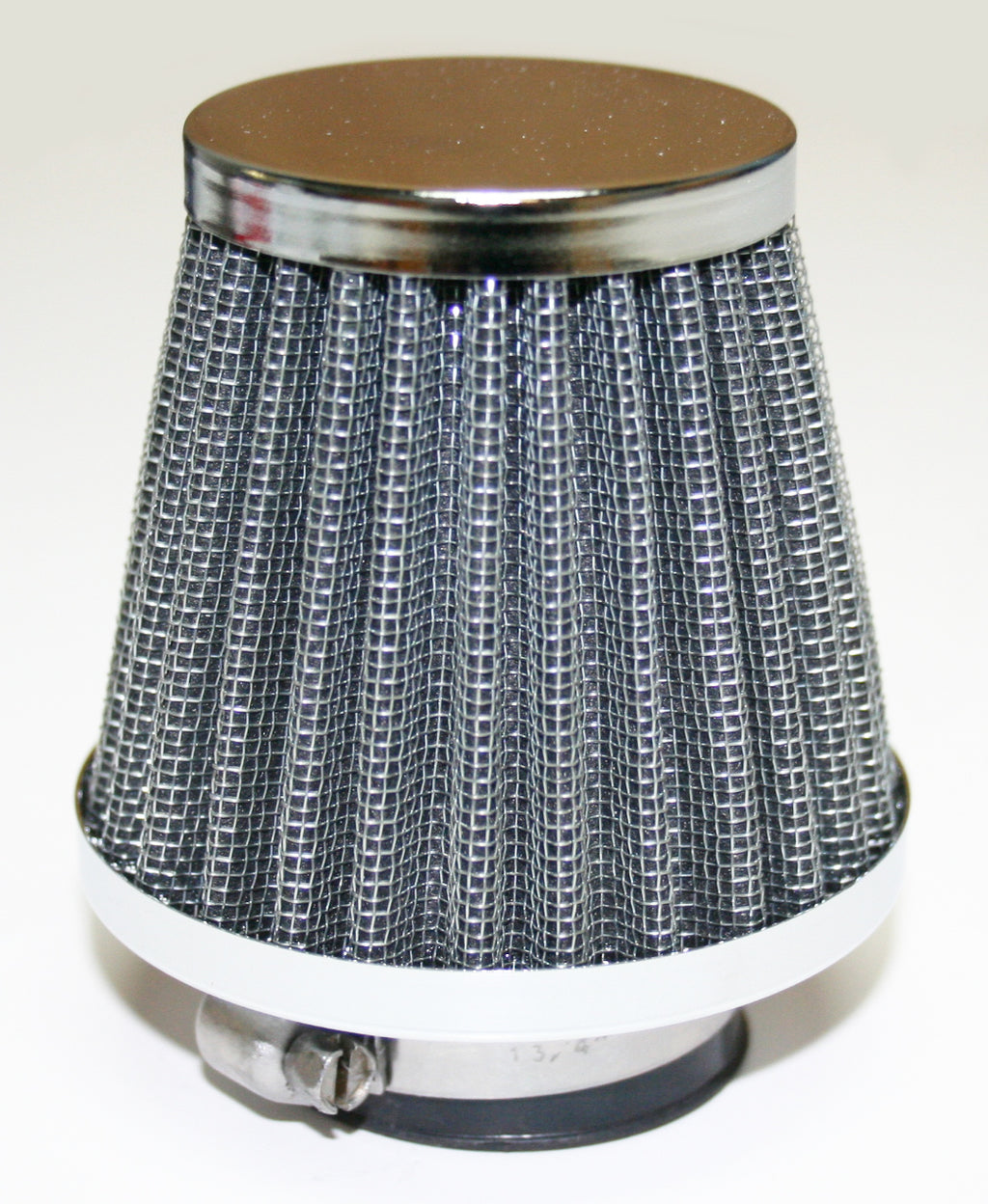 Chrome Circular Cap Air Filter 39mm - Goldwingparts.com