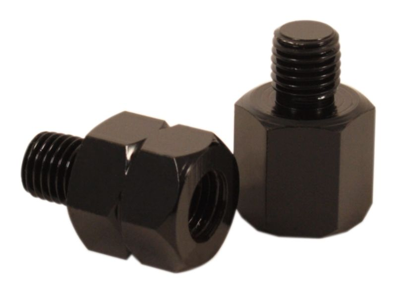 Mirror Adaptor Set/2 - LH Threads - Goldwingparts.com