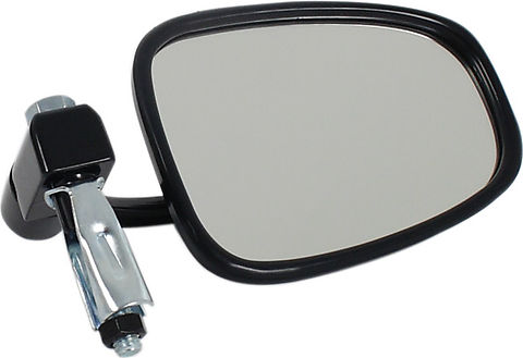 Black Bar End Mirror - Goldwingparts.com