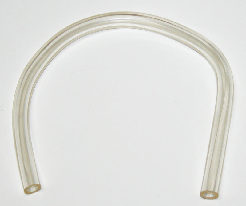 "1/4"" Clear Vinyl Fuel Hose Line - 11.5"" Long - Goldwingparts.com"