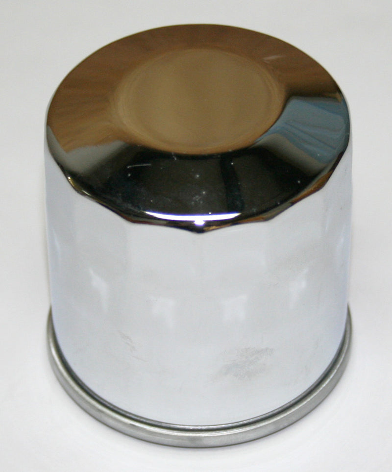 Chrome Cap Spin On Oil Filter - Goldwingparts.com