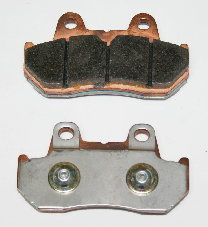 Sintered Metal Style ~ Rear Brake Pads Set/2 - Goldwingparts.com