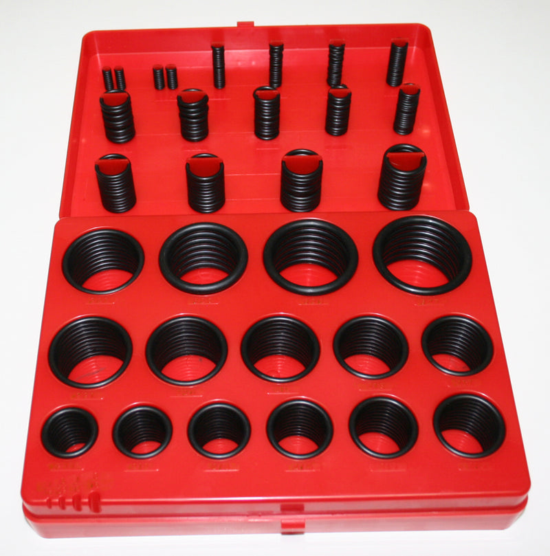 382pc O-Rings Kit with Plastic Case - Goldwingparts.com