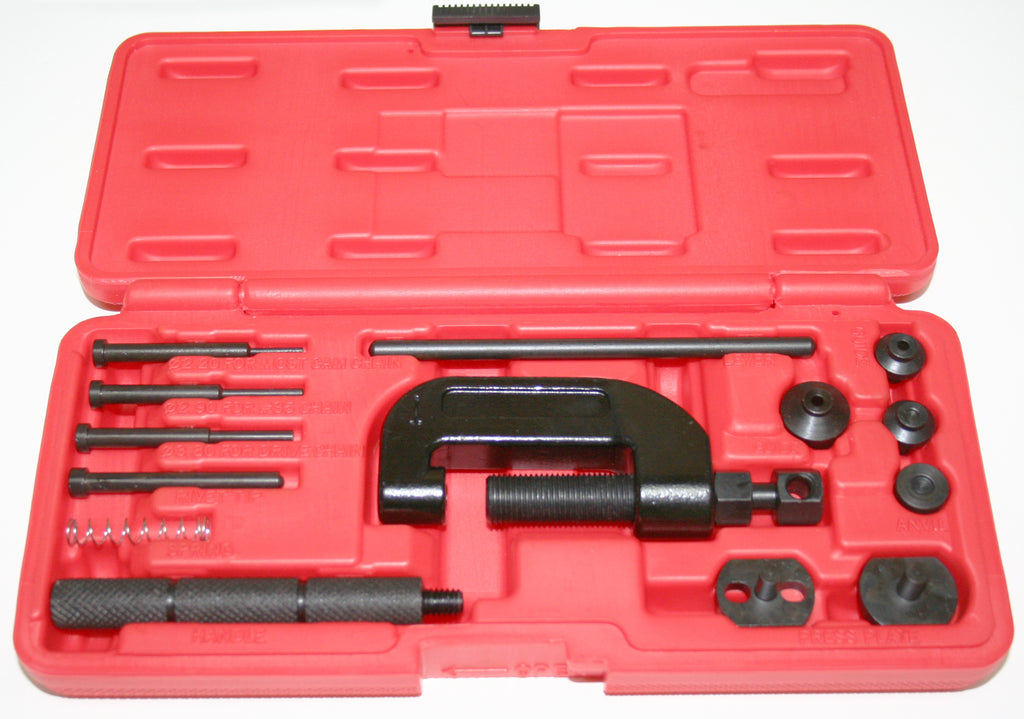 Cam Chain Breaker / Riveter Tool - Goldwingparts.com