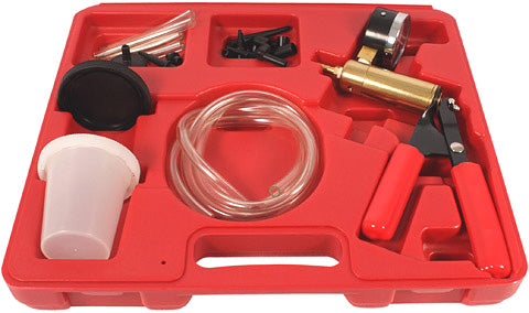 Vacuum Brake Bleeder Tool - Goldwingparts.com