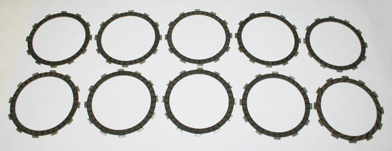 Clutch Plate Set (10 Plates) - Goldwingparts.com