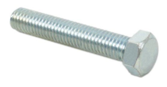 8 x 45mm ~ 1.25 Pitch ~ Hex Head Bolt Pk/10 - Goldwingparts.com