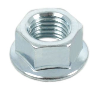 10mm ~ ISO Flange Nut Pk/10 - Goldwingparts.com