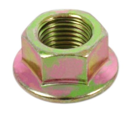 12mm ~ ISO Flange Nut Pk/10 - Goldwingparts.com