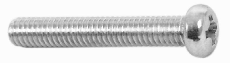 4 x 25mm ~ Lens Screws Pk/10 - Goldwingparts.com