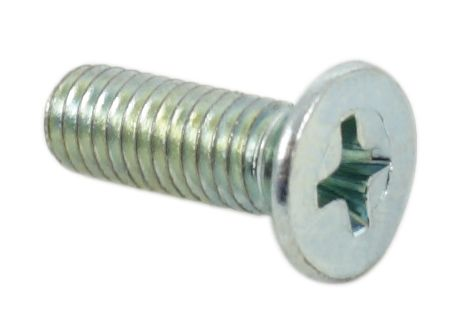 5 x 15mm ~ Flathead Screws Pk/10 - Goldwingparts.com