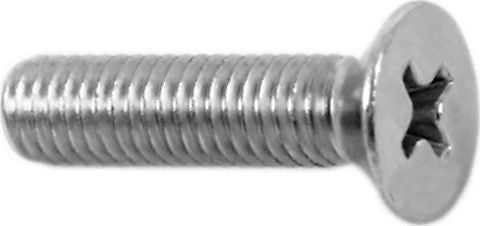 5 x 20mm ~ Flathead Screws Pk/10 - Goldwingparts.com