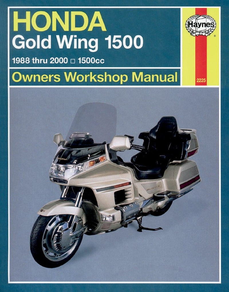 Haynes Workshop Manual - Goldwingparts.com