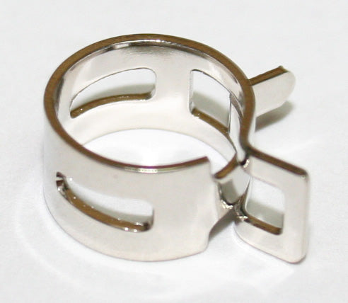 12mm Deluxe Spring Hose Clamps Pk/10 - Goldwingparts.com