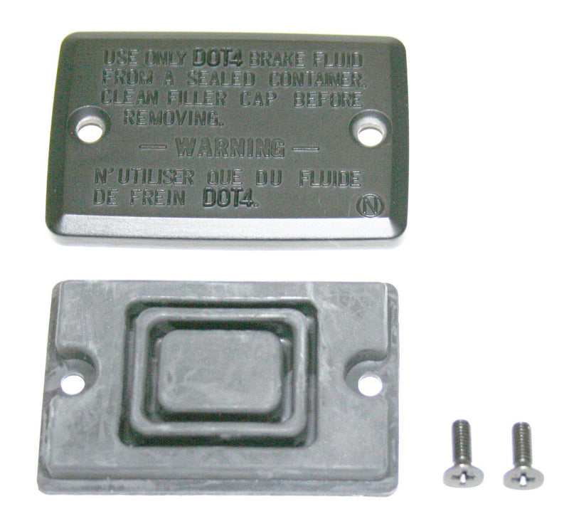 Brakes - Master Cylinder Cover W Diaphragm & Screws