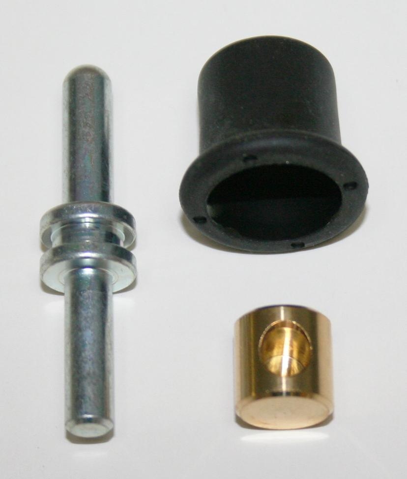 Clutch Master Cylinder Pushrod, Bushing & Boot - Goldwingparts.com