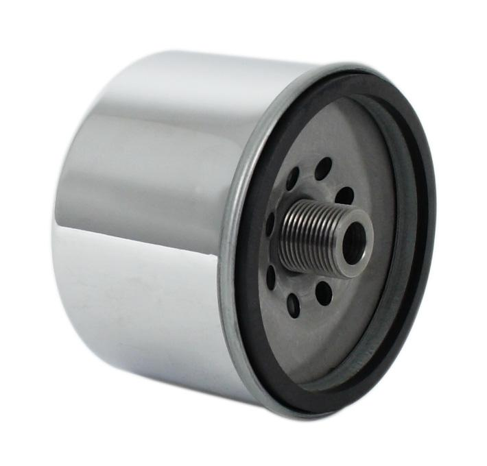 Chrome Spin On Oil Filter - Goldwingparts.com