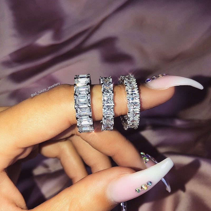 LUXURY LADY | SILVER RING