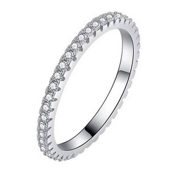 """BABE"" silber Ring - AD Luxury Jewellery"