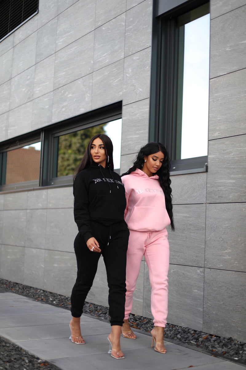 SWEET LIKE CANDY | DIAMANT JOGGINGHOSE BABY PINK