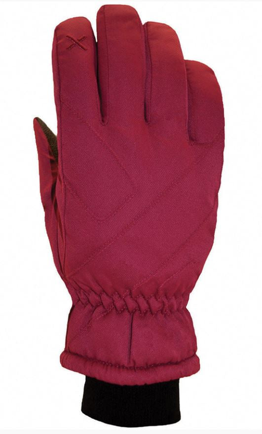 Xtm XPRESS II SNOW GLOVE - 5000 WATERPROOF - Deep Pink