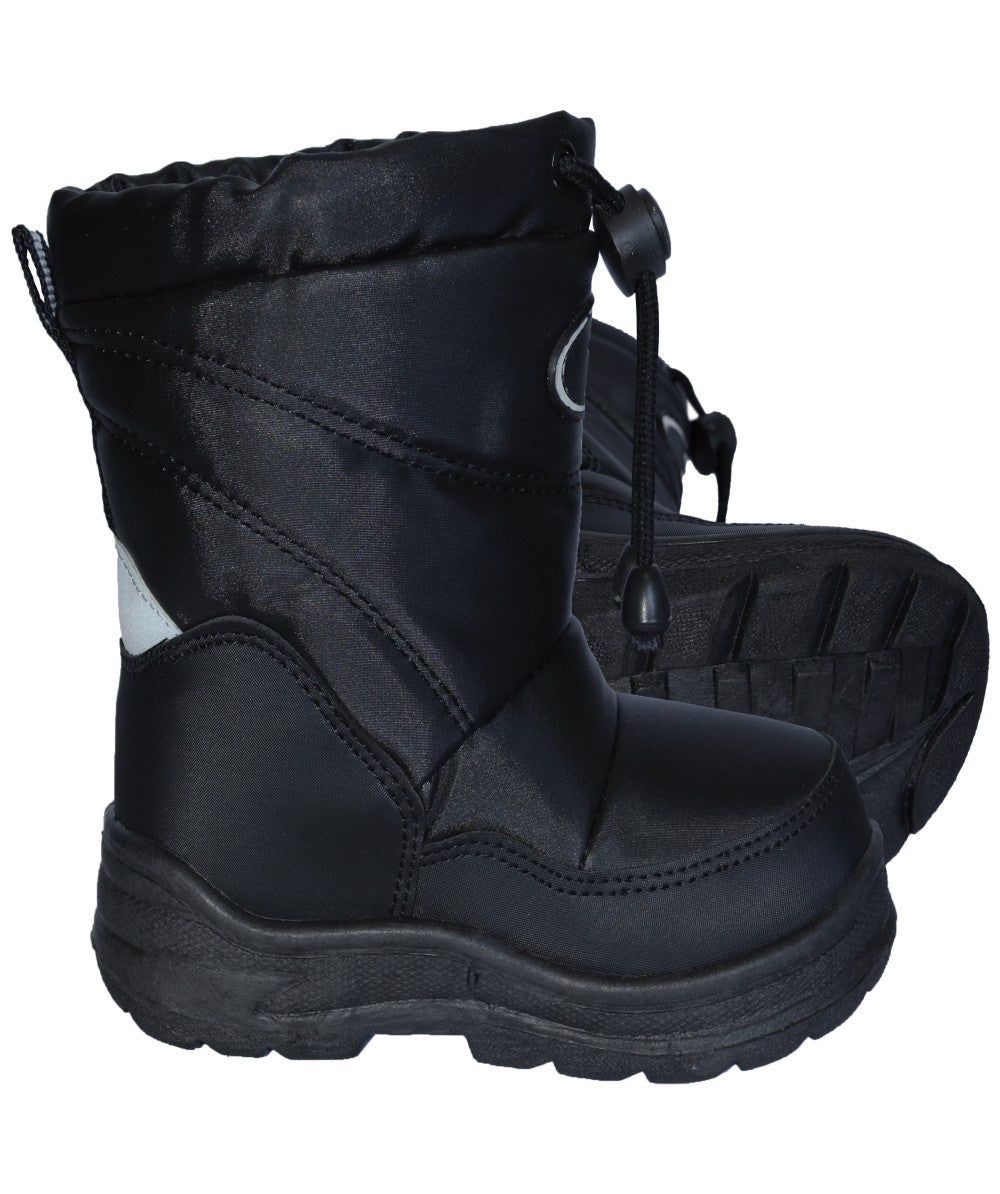 XTM Puddles Kids Snow Boot - Black