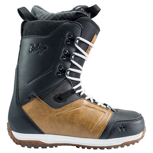 Rome Bodega Mens Snowboard Boot - Black