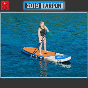 HO Tarpon iSUP Inflatable Stand Up Paddle Board