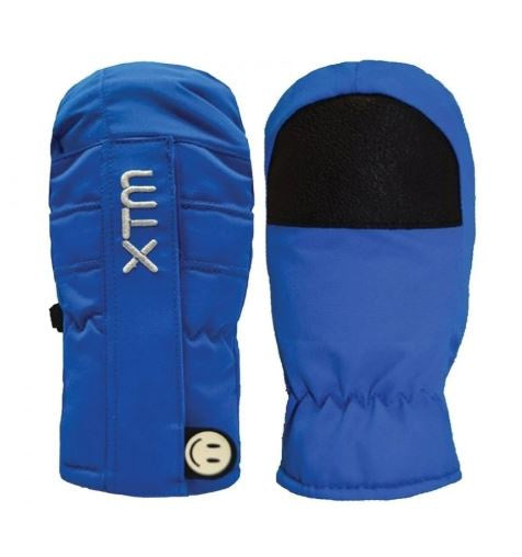 Xtm TINY MITT KIDS SNOW GLOVE - 5000 WATERPROOF - Blue