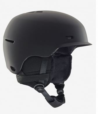 Anon Highwire Mens Snowboard Helmet - Black 2020