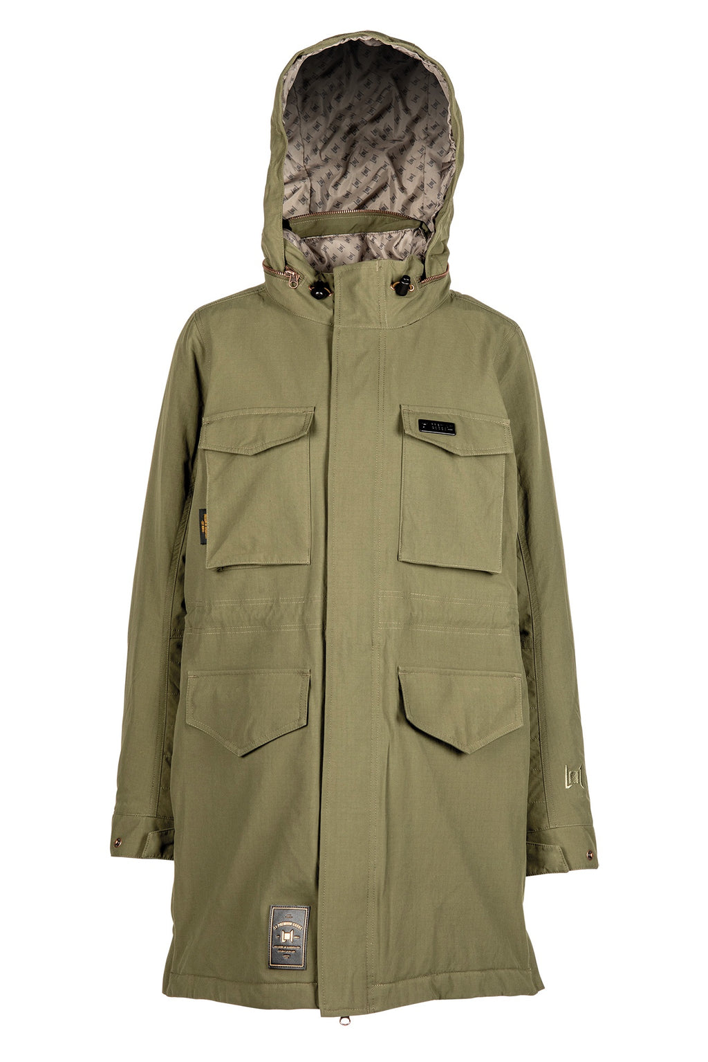 L1 Premium Goods Ranger Womens Jacket - Military